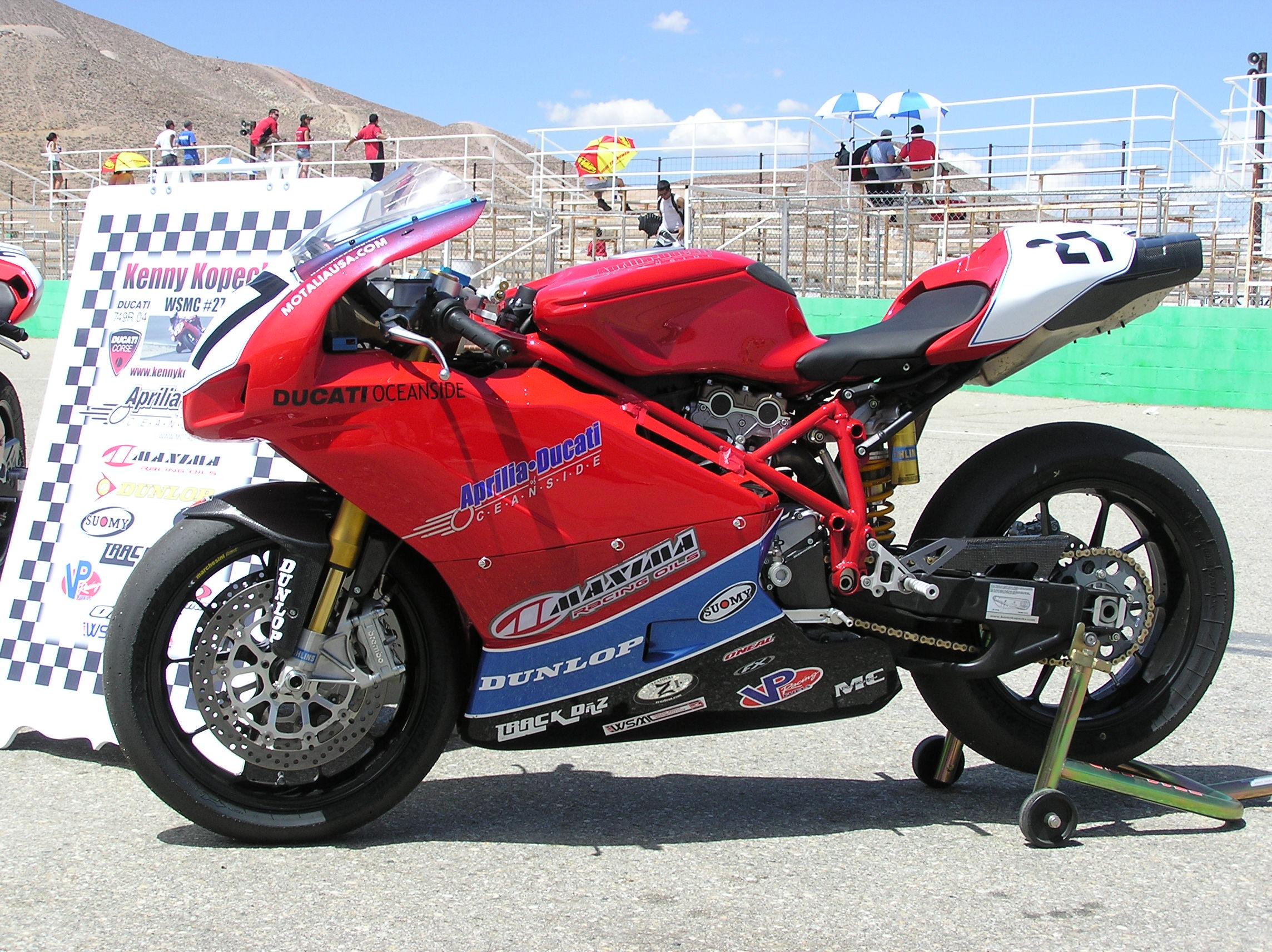 Ducati 999 Race